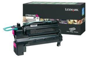 Lexmark Toner-Modul HY return magenta C792X1MG