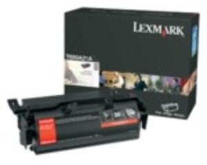 Lexmark Toner schwarz T65x T650A21E