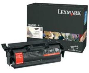 Lexmark REMAN TONER CARTRIDGE 25K PGS T650H80G