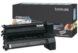 Lexmark Toner-Modul return cyan X792X1CG