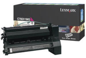 Lexmark Toner-Modul return magenta X792X1MG