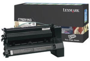 Lexmark Toner schwarz X792 X792X2KG