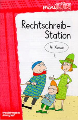 Mini Lük Rechtschreibstation 14187