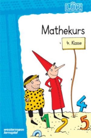 LÜK Lük Mathekurs 4. Klasse Luek578