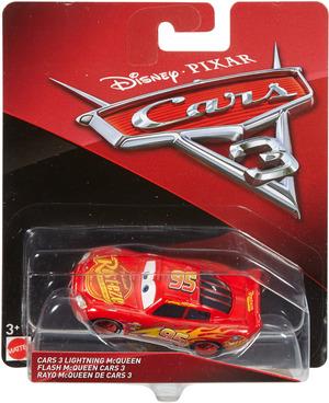 Mattel Disney Cars 3 Die-Cast Lightning McQueen DXV32A1