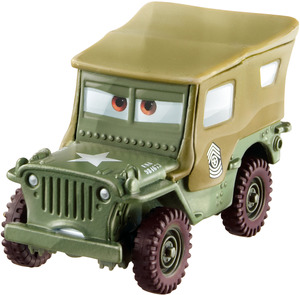 Matchbox Disney Cars Die-Cast Sarge FJH95