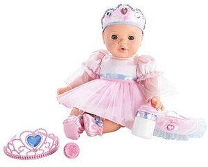 Mattel Princess Alexa Puppe 6299