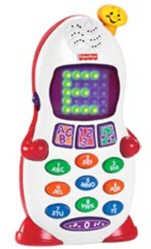 Fisher-Price Lernspass Telefon, f französisch Version, Deutsch: 403-02-830, 14553