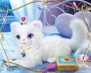 Barbie Sprechende Serafina, d 14578