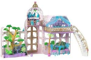 Barbie Schlossgarten Gewächshaus 52057