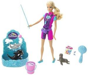 Barbie Ich wäre gern...Sea World Tiertrainerin 57004886