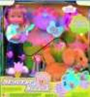 Mattel Shannen mit Hund Scootch R/C 57008483