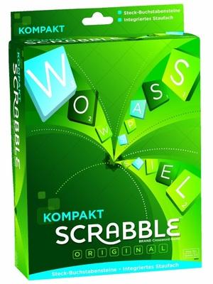 Mattel Games Scrabble Kompakt 62609751
