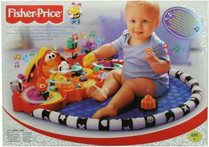 Fisher-Price Fisher-Price Musik Spielgarten 71923