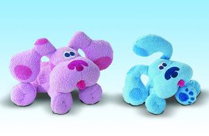 Mattel Blues Clues Plüschfreunde 90713