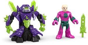 Mattel Super Freunde Schutzausrüstung Lex Luthor DRM51