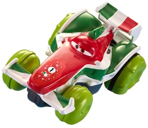 Mattel Hydro Wheels Francesco Y1343