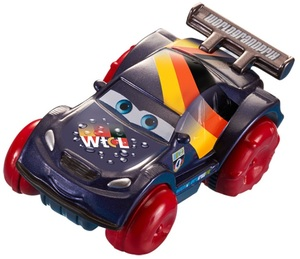 Disney Cars Mattel Hydro Wheels Max Schnell Y1344