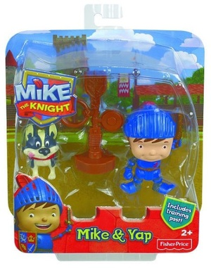 Fisher-Price Mike & Tara Y8357