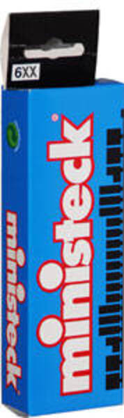 ministeck Ministeck Farbeinzelstreifen Set à 5 Stk, hellgrau 63631614