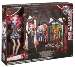 """Monster High Monster High """"Schaurig schöne Show"""" Rochelle Goyle & Monster-Manege CHW68"""