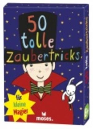 moses. Verlag 50 tolle Zaubertricks für kleine Magier MOS21090