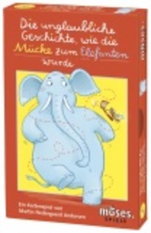 moses. Verlag Die unglaubliche Geschichte, wie die Mücke zum Elefanten wurde MOS90235
