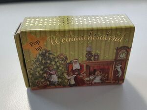 Neutral Weihnachtsabend 5,2x1,5cm 71017A1