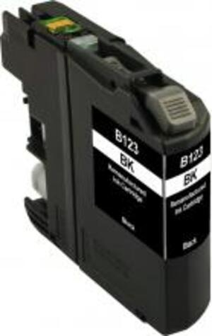 Neutral FREECOLOR - Brother DCPJ 525 W Black BR123BKINKFRC