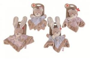 Nicotoy Baby Schmusetuch, Cuddles, 4-s. 6305793529