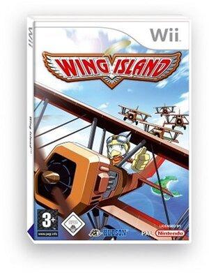 Nintendo Nintendo WII WING ISLAND (HUDSON) deutsch 15020027