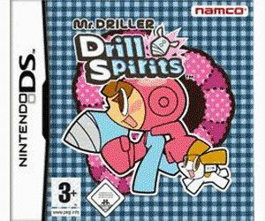 Nintendo DS MR. DRILLER DV/FV 15680009