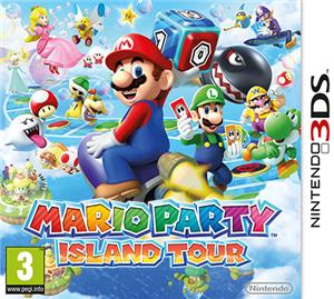 Nintendo Mario Party: Island Tours 3DS/3DSXL D 2231054
