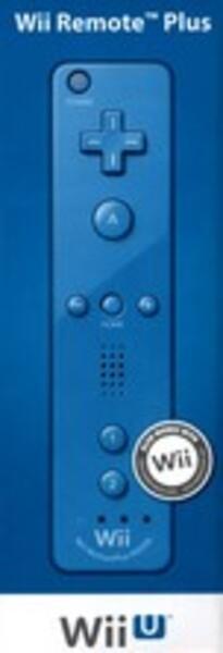 Nintendo Wii U Remote Controller Plus blue 2310266
