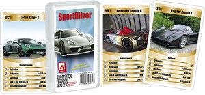 Nürnberger-Spielkarten-Verlag KARABINIS Miniquartett Sportflitzer (d) 1423
