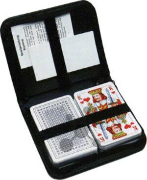 Nürnberger-Spielkarten-Verlag Doppelrommé Premium - Leinen ** 7011A4