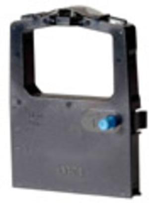 OKI Farbband Nylon schwarz 9002303