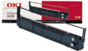 OKI Farbband Nylon schwarz 9002308