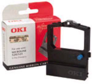 OKI Farbband Nylon schwarz 9002316