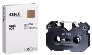 OKI DP-5000, DP-7000 Tintenpatrone gold 41067608A1