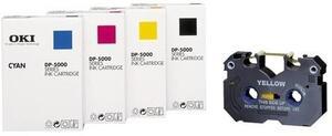 OKI Ink Cartridge, yellow 41067614