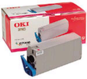 OKI Toner magenta für C7200,N,DN, C7400 41304210