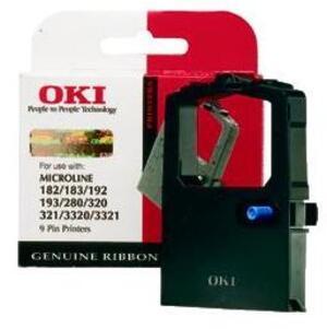OKI Farbband sw f. ML1120/1190 43571802