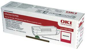 OKI Toner Magenta 2.000 S .f. C5650 43872306