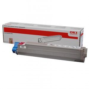 OKI Toner magenta 44036022