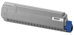 OKI Toner magenta HC MC861 44059254