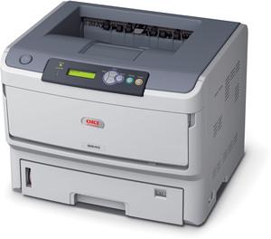 OKI Laserprinter B840n, mono 44676004