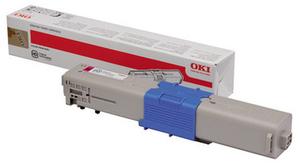 OKI Toner 1500 Seiten magenta für C 301/C321 44973534