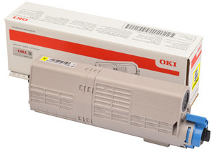 OKI Toner 46490607 zu Oki C532/C542 46490607
