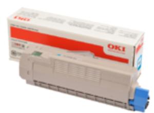 OKI Toner 46507507 zu Oki C612 46507507